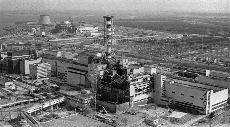 the background of the chernobyl nuclear disaster in russia On this day in 1986, the world's worst nuclear accident to date occurs at the chernobyl nuclear plant near kiev in ukraine the full toll from this disaster is still being tallied, but experts.